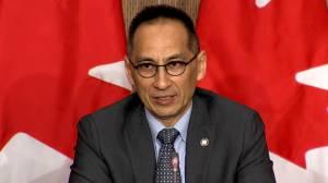 Coronavirus: Canadian official discusses COVID-19 vaccine dose intervals (02:44)