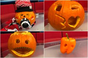 Global Calgary's 2019 Great Pumpkin Carve-Off
