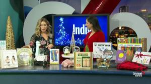 Indigo Christmas gift giving guide with Kari Skelton