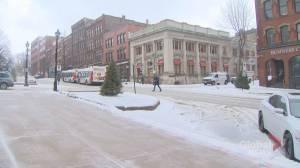 Schools closed across New Brunswick due to heavy snow