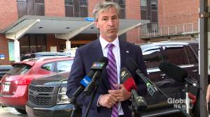 Nova Scotia premier and health minister touring province to hear from health-care professionals (02:00)