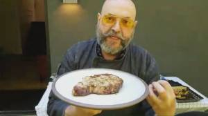 Chef Massimo Capra's father's day steak recipe