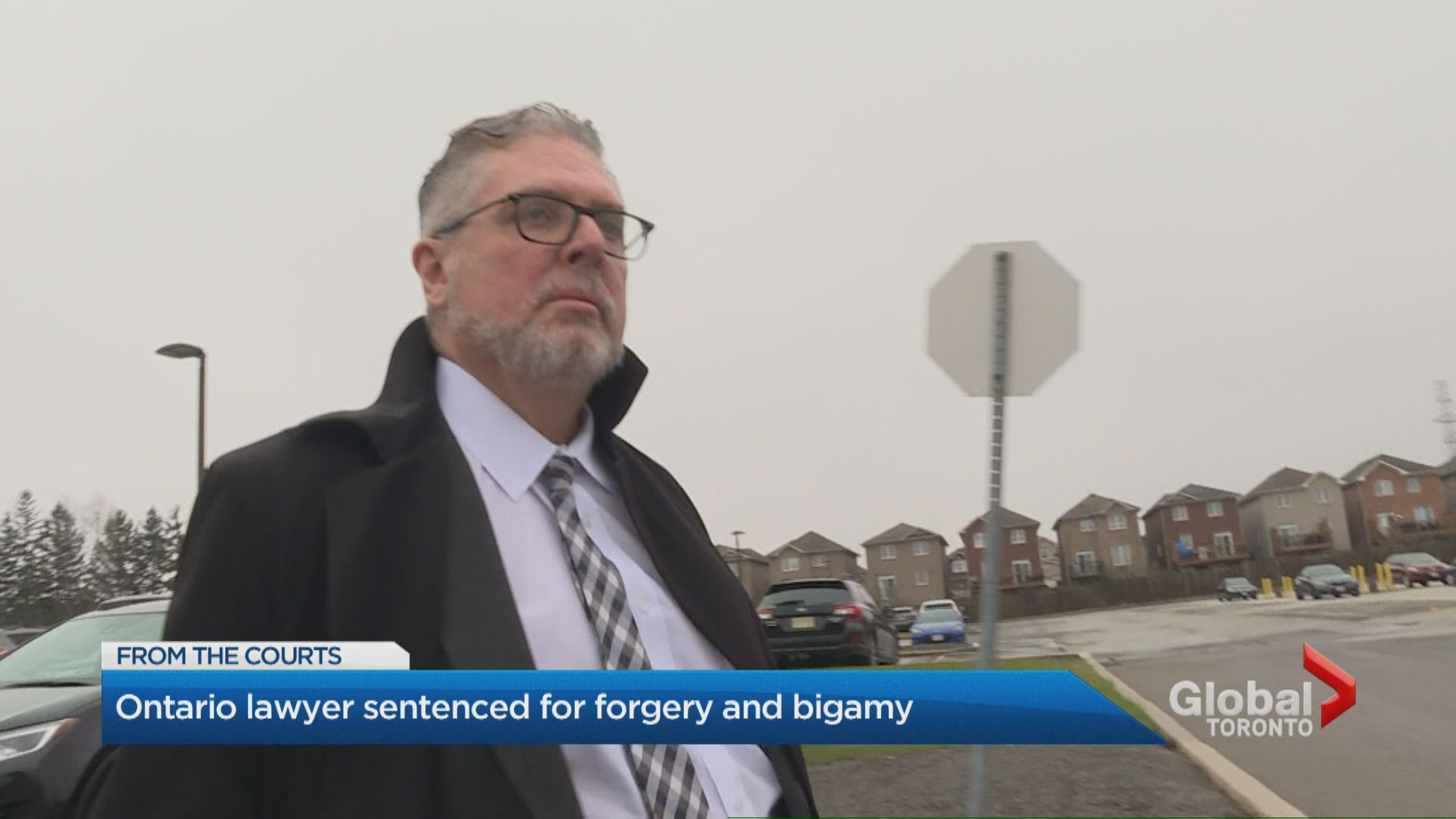 Ontario lawyer sentenced to house arrest, community service after pleading guilty to bigamy
