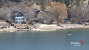 Invermere officials remind Albertans travel 'shouldn't be happening'