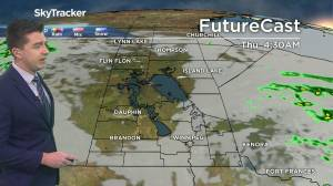 Storms move out: June 9 Manitoba weather outlook (01:33)