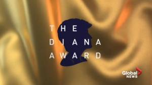 Edmonton woman wins prestigious award in honour of Princess Diana