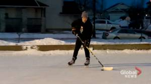 Alberta junior hockey player petitioning Hockey Canada for extra year of eligibility (01:26)