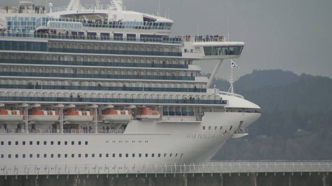 Click to play video: Impact of Canada's decision to extend large cruise ship ban