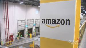 Alberta Amazon warehouse employee tests positive for COVID-19