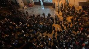 Protests in Lebanon turn violent for second night