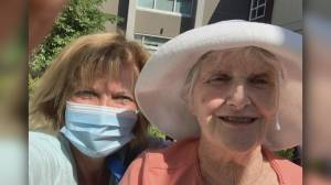 COVID-19 restrictions for B.C. long-term care homes to ease Monday (02:13)