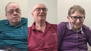 Residents at Saskatchewan long-term care facilities relieved to get COVID-19 vaccine (01:49)