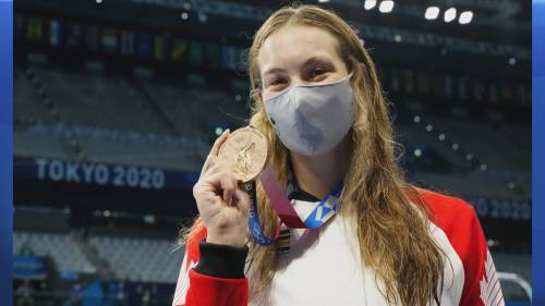 Beyond the Podium: How Team Canada is doing so far at the 2020 Tokyo Olympics   Watch News Videos Online