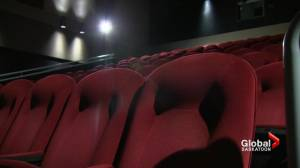 Saskatchewan movie theatres avoid being 'handcuffed' by COVID-19 restriction on food, drinks (01:50)