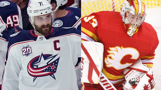 Click to play video: NHL trade deadline: Toronto makes biggest moves of any Canadian team