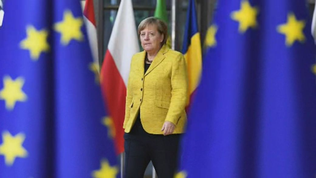 Click to play video: 'How Angela Merkel will be remembered, after 16 years as Germany's leader'