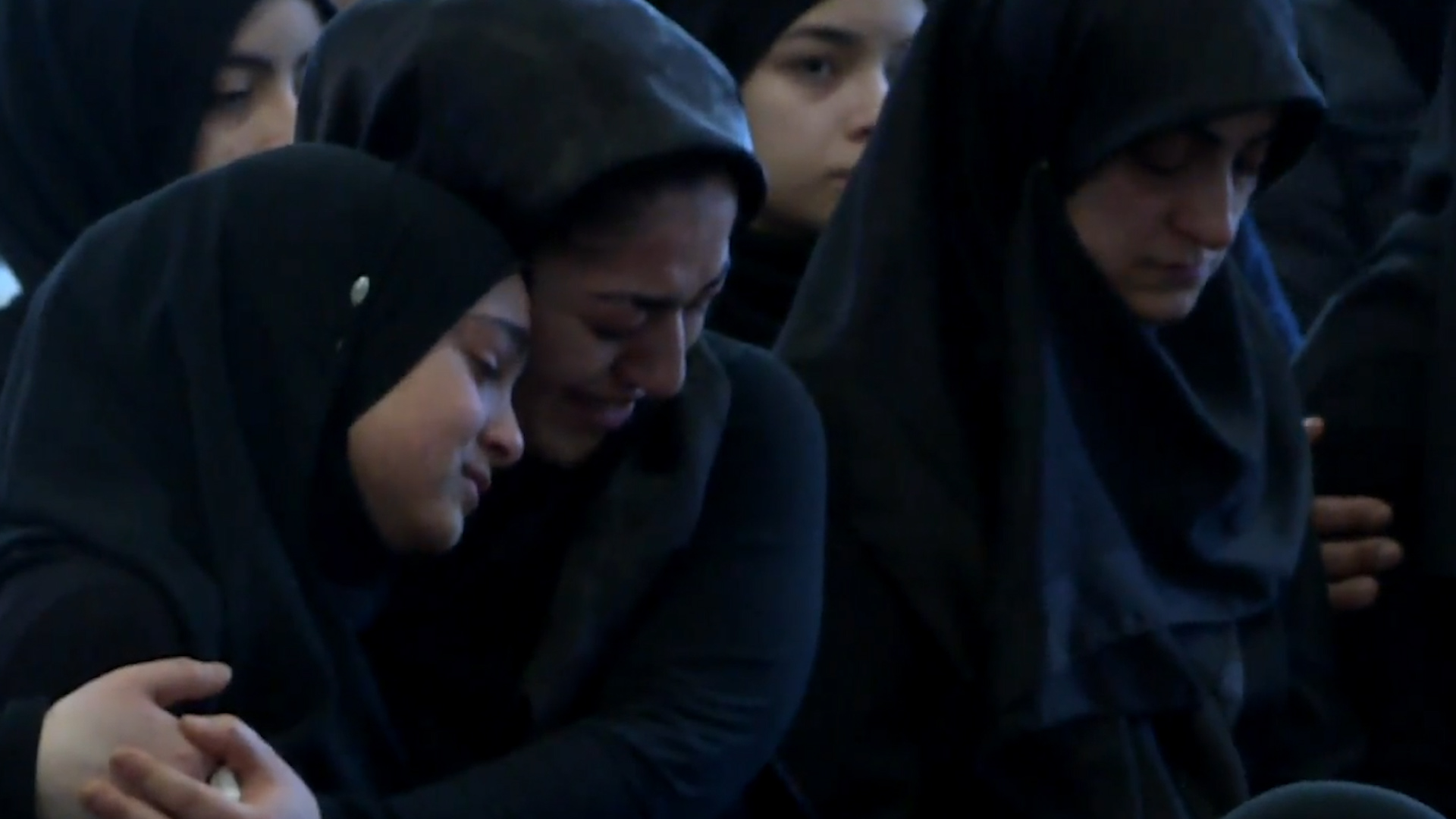 Mother, daughter buried in Canada after being killed in Iran plane crash