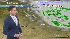 Saskatchewan weather outlook: May 27