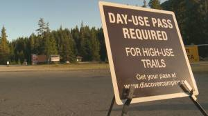 Day-use passes now required at six popular B.C. Parks