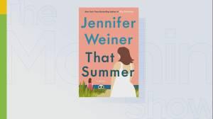 Jennifer Weiner on her new book 'That Summer' (05:14)