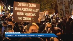 The cultural significance of the ongoing protests in the U.S. (05:51)