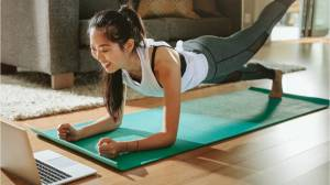 How to stay motivated to work out at home amid the COVID-19 pandemic