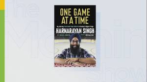 Checking in with Harnarayan Singh on his latest book 'One Game at a Time' (06:01)