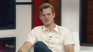 MacGyver star Lucas Till talks about upcoming season