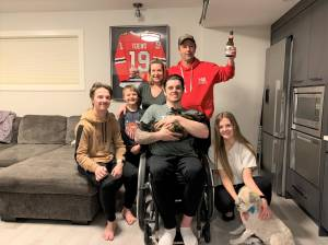 Ryan Straschnitzki back in Canada after Thailand trip