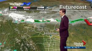 Edmonton afternoon weather forecast: Wednesday, May 13, 2020