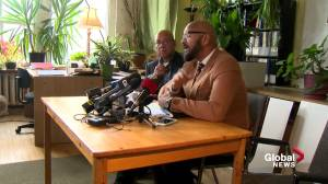 CRARR advisor accuses local bank of racial discrimination (01:08)