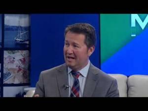 Financial Planner Dwayne Henne visits Global News Morning