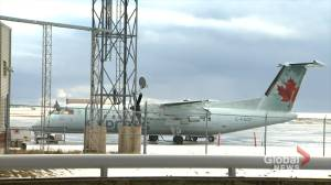 Hydraulic issue forces Air Canada flight to divert to Moncton Saturday