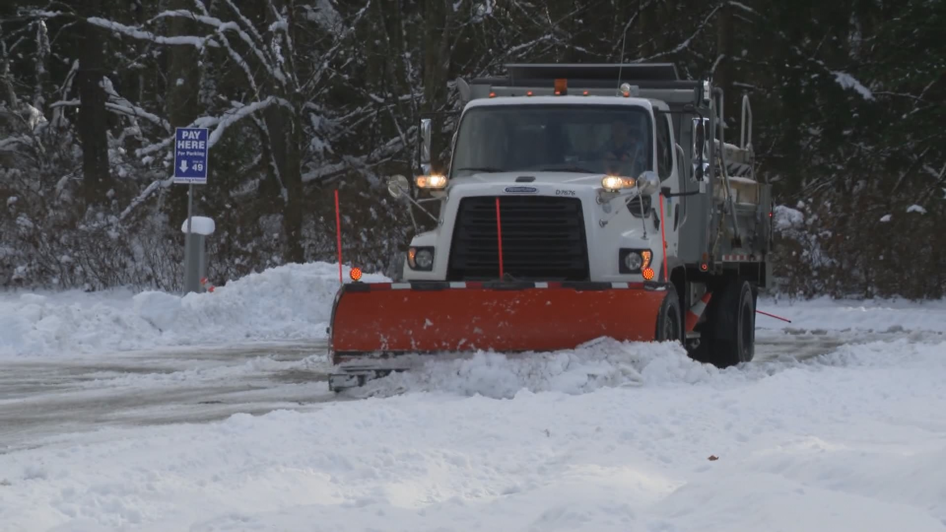 Vancouver's snow response protocol under review.