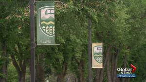 Thousands of support staff laid off from the University of Alberta (01:17)