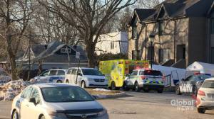 Montreal police investigating suspicious deaths of a 42-year old woman and two children in the East End of the city