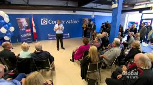 Federal Election 2019: Scheer says Canadians don't want a government that'll raise taxes