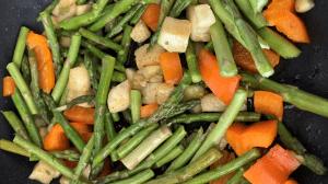 Summer Snack Series: Veggies