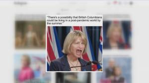 Popular 'Seabus Memes' social media account reflects B.C. millennials thoughts on pandemic (01:54)
