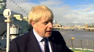 Boris Johnson denies lying to the Queen about Parliament suspension
