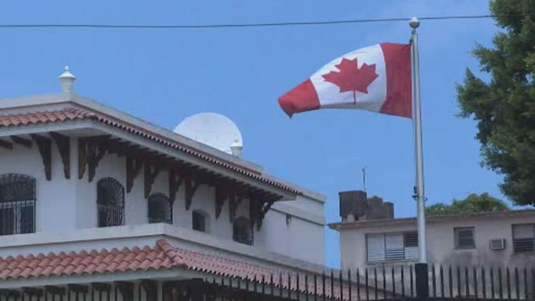 Click to play video: 'Canadian embassy staff warned to stay silent on 'Havana Syndrome''