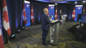 CPC leadership candidates hold back-to-back debates