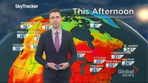 Saskatchewan weather outlook: June 17