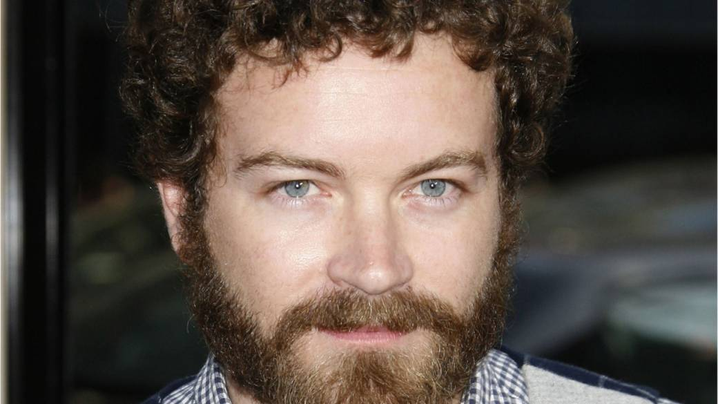 Click to play video: 'Actor Danny Masterson charged with three counts of rape'