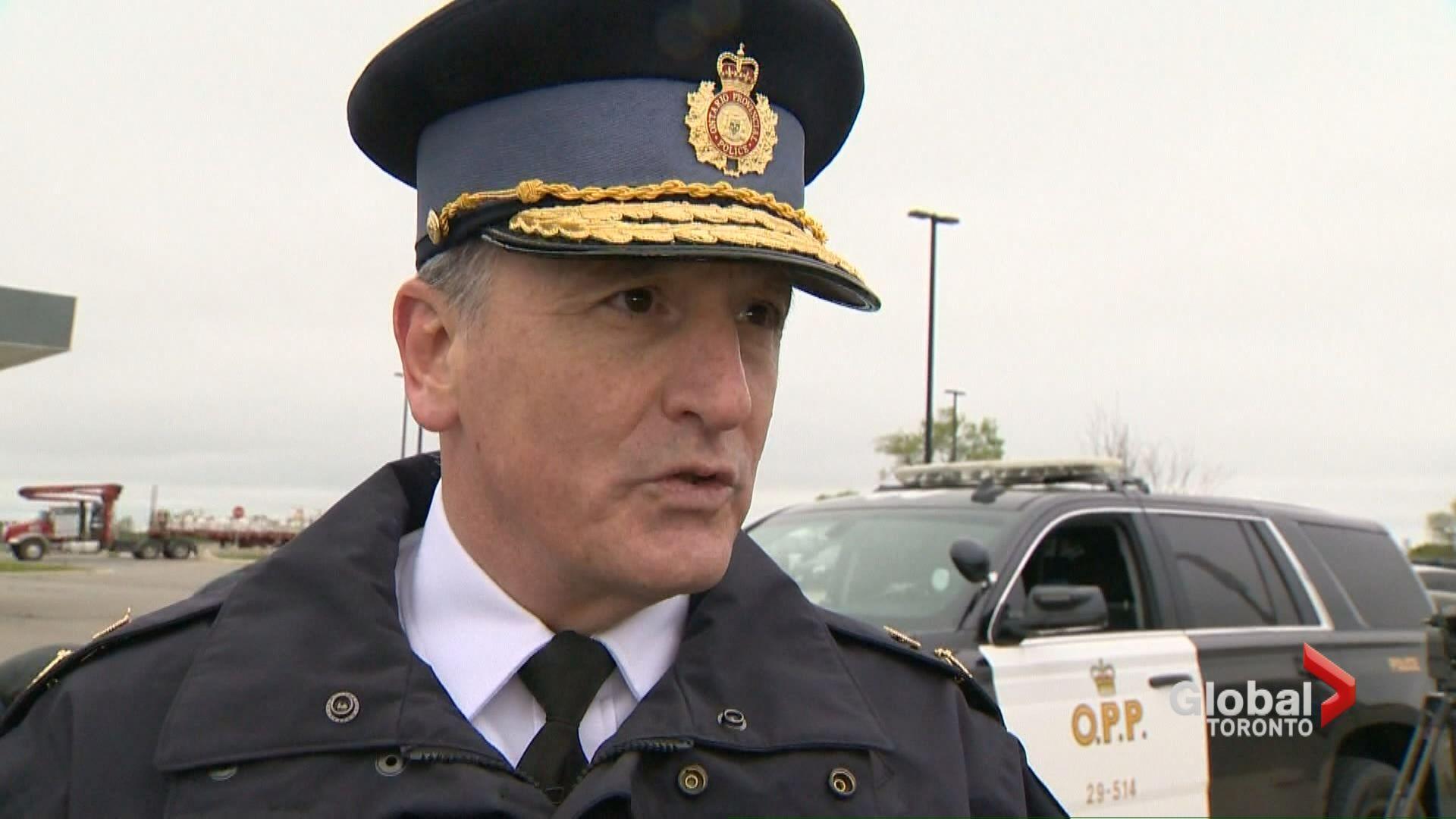 Former Interim OPP Commissioner breaks his silence