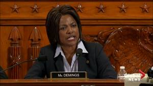Trump impeachment hearings: Congresswoman Demings, witnesses talk about Trump's stonewalling