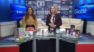 Chantel Guertin with new year beauty and health tips