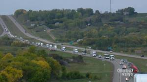Sask. truckers convoy for a cause