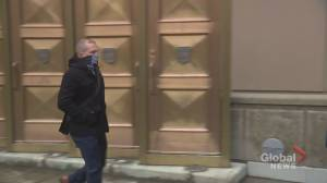 Calgary police officer guilty of assault (01:50)