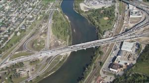 Crowchild Trail construction update from the City of Calgary